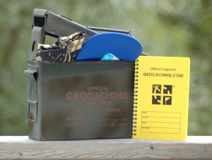 blog spring geocaching