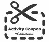 Summer camp coupon